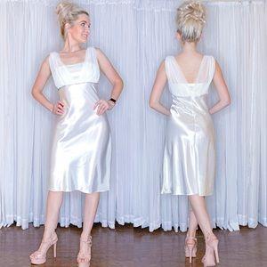 White Bridal Wedding Formal Dress